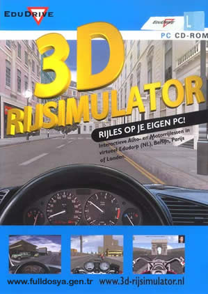 3D-Driving-School