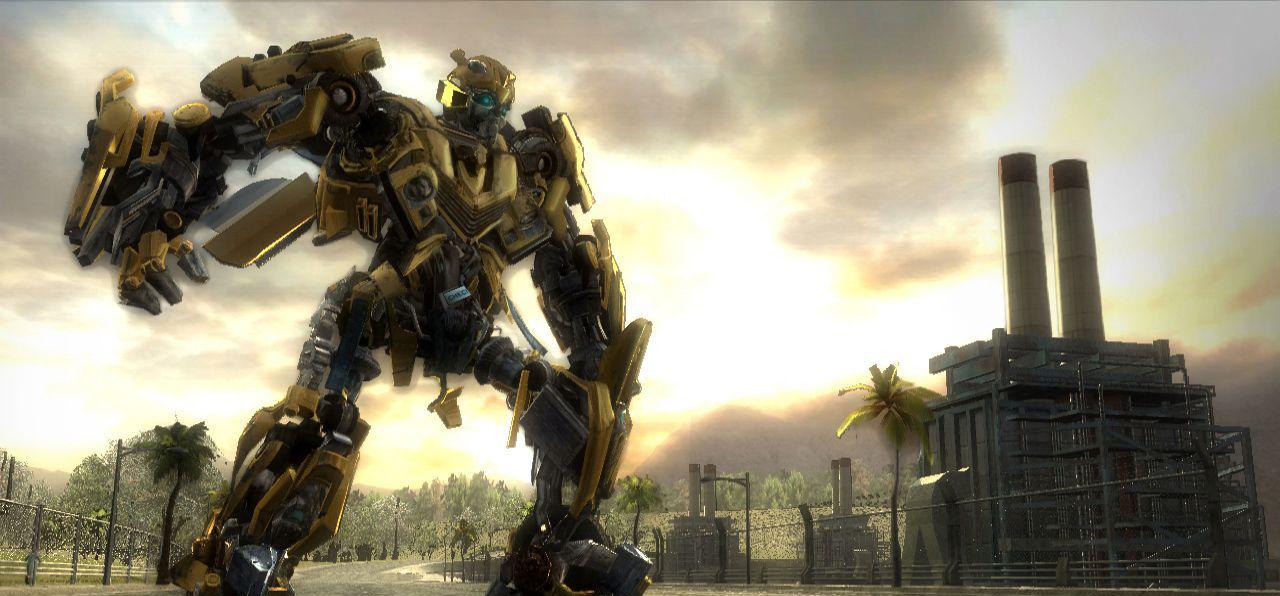 Transformers-Gameplay