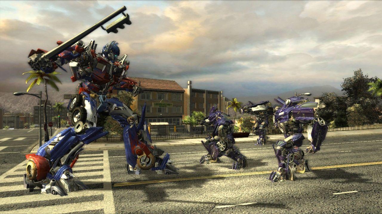 Transformers-Oyunu