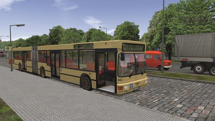 OMSI Bus Simulator 2 Görüntü 1