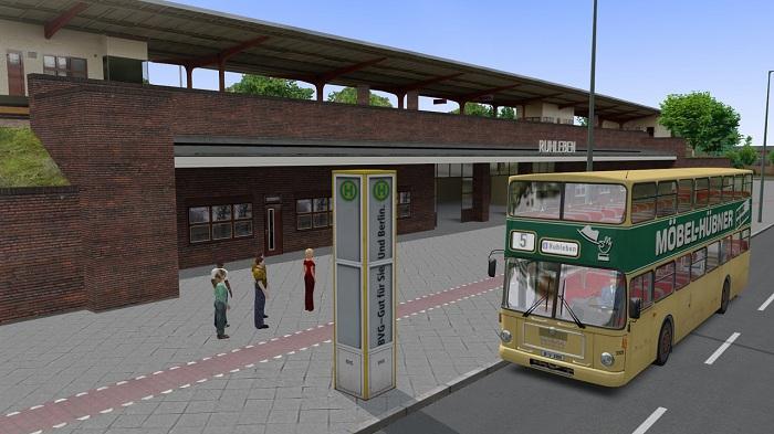 OMSI Bus Simulator 2 Görüntü 4
