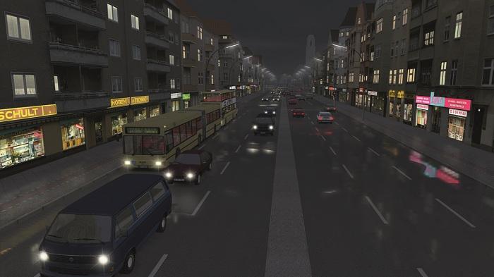 OMSI Bus Simulator 2 Görüntü 5