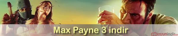 Max Payne 3 indir